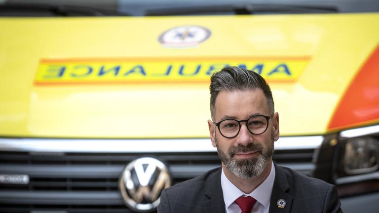 Dr. Csató Gábor: Nagyon jól vizsgázott a mentőellátás