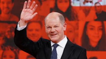 Olaf Scholz a német szociáldemokraták kancellárjelöltje