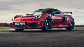 A Caterham tarthatja életben a Lotus Elise-t
