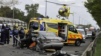 Kiderült, hogy súlyos visszaeső a Ferihegyi úti halálos baleset okozója