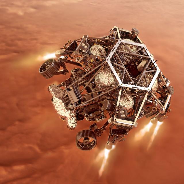 Zümmögő hangot rögzített az űreszköz a Marson: a kutatók szerint a felvétel kincset ér