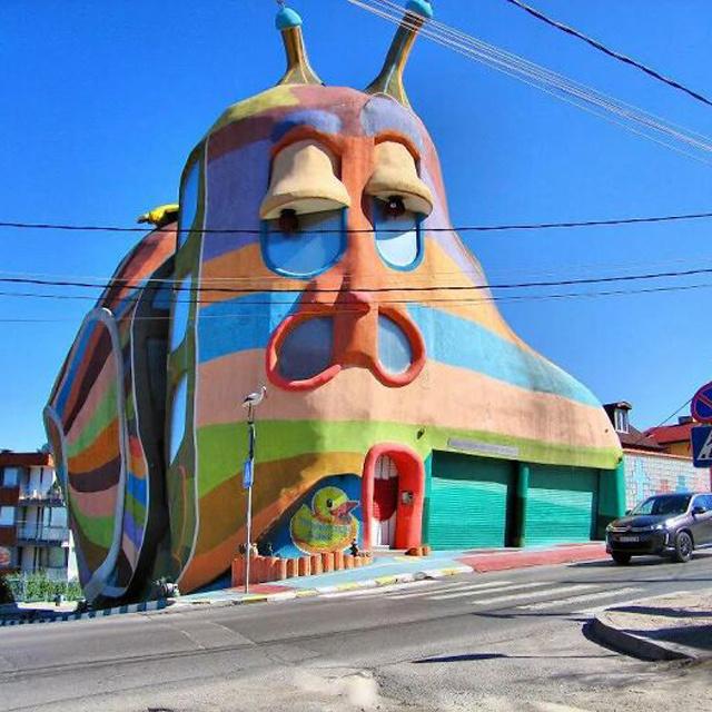 10 épület a világból, amiről nehéz eldönteni, hogy szörnyű, vagy inkább zseniális: a képek magukért beszélnek