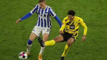 A Hertha BSC hosszabbított Dárdai Mártonnal