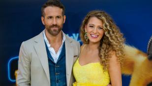 Ryan Reynolds azzal viccelt, Blake Livelyhoz fűződő szerelme egy reptéri szexszel kezdődött