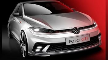 Ilyen lesz az új VW Polo GTI