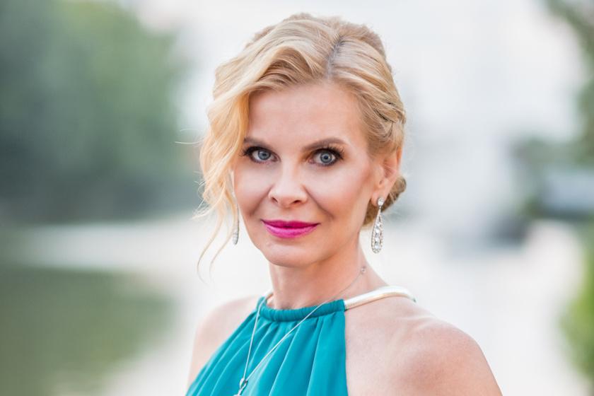 Polgár Tünde arcának két oldala nem egyforma: félévente botoxoltat a luxusfeleség