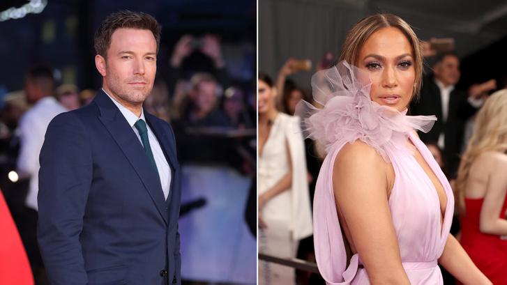 Ben Affleck és Jennifer Lopez
