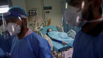 Indiában a szemet, az agyat is támadja a koronavírus kezelése
