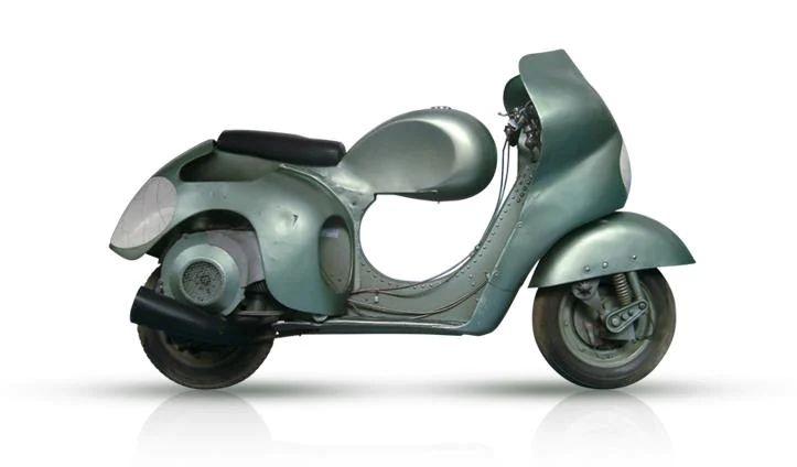 Vespa 125 Corsa - 1949