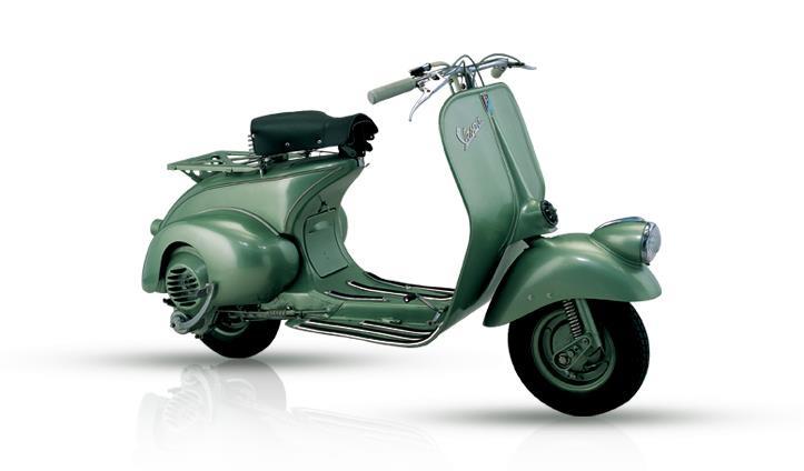 Vespa 125 - 1949