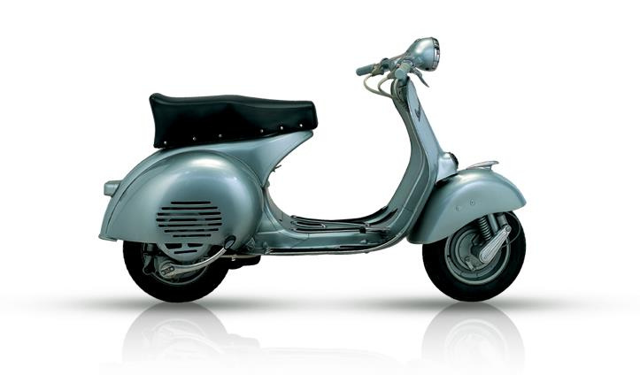 Vespa 150 GS - 1955