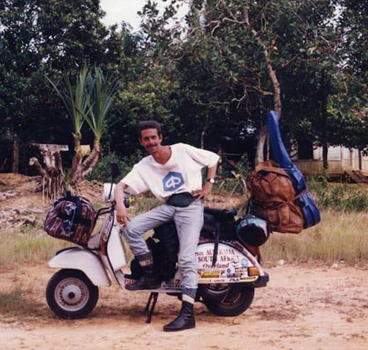 Giorgio Bettinelli nem véletlenül kapta a Mr. Dakar becenevet
