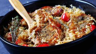 Karaj savanyú káposztával, jó borsosan – még egy tipp a legnépszerűbb húsféle felhasználására