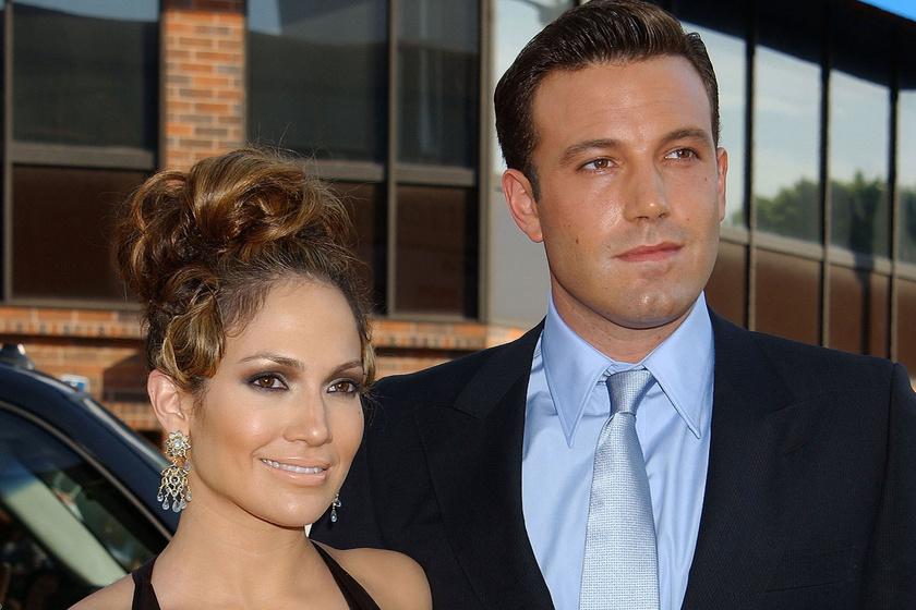 Jennifer Lopezt és Ben Afflecket így fotózták le együtt: 17 évvel a szakításuk után egy luxushelyen pihentek