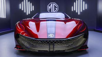 Gyártásba mehet az MG Cyberster