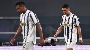 Kizárják a Juventust, ha nem lép vissza a Szuperligától
