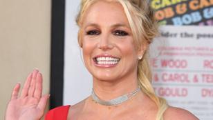 Britney Spears megmutatta, mit viselt a 2000-es években