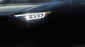 A Subaru is megvillantott egy villanyautót