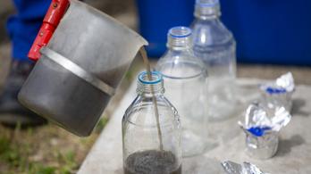 Valamelyest csökkent a koronavírus a szennyvízben