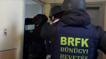 Nemzetközi hackerszervezet tagjaira csapott le a BRFK