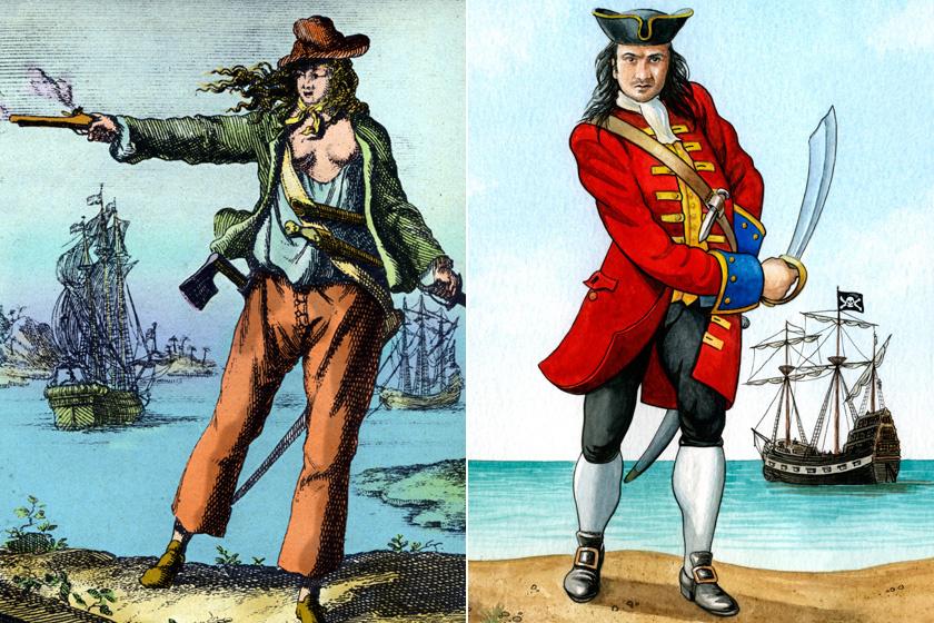 Anne Bonny és Calico Jack