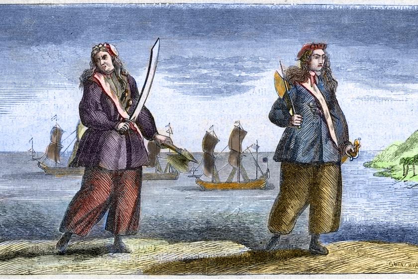 Anne Bonny és Mary Read