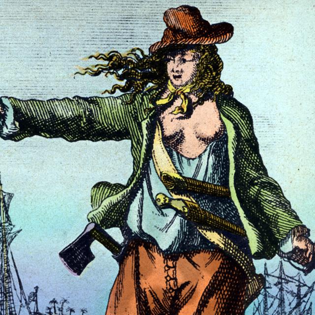 A leghíresebb női kalóz, Anne Bonny különös élete: az 1700-as évek hírhedt lázadója volt