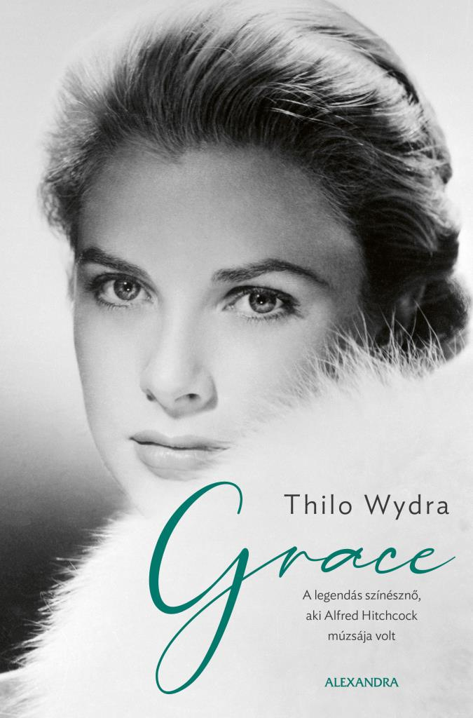 grace kelly könyv
