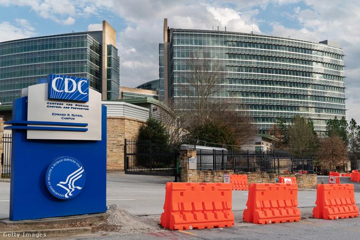 ACDC központja a Georgia állambeli Atlantában