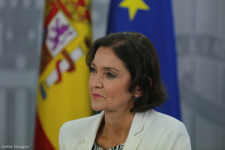 Reyes Marito spanyol turisztikai miniszter