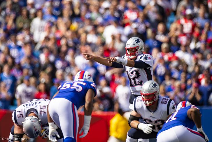 A Billsnek nem sok örömre volt oka a Brady elleni meccseken