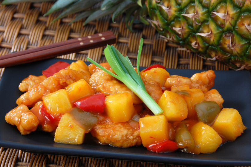 édes savanyú csirke recept ok