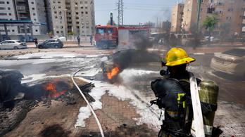 További áldozatokat követeltek a rakétatámadások Izraelben