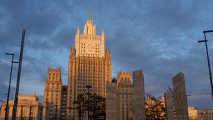 Román diplomatát utasított ki Oroszország