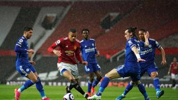 Kikapott a United, bajnok a Manchester City