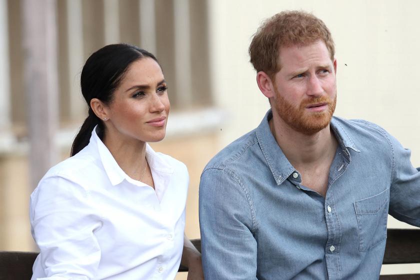 Harry és Meghan házassága ezért nem tart sokáig András herceg exe szerint
