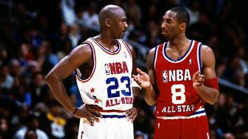 Kobe Bryant utolsó szavai Michael Jordanhez