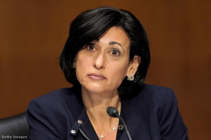 Rochelle Walensky, a CDC igazgatója