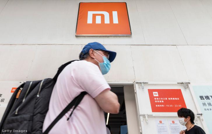 Xiaomi bolt Hongkongban