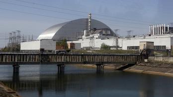 Újra robbanhat a reaktor Csernobilban?