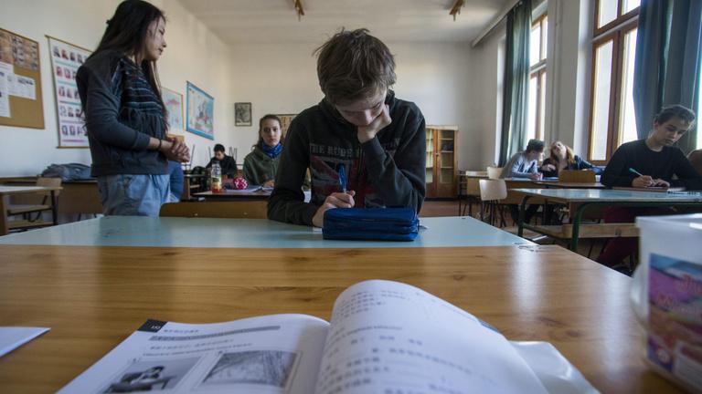 Idén sem lesz a gimnazistáknak államilag támogatott kéthetes külföldi nyelvtanfolyam