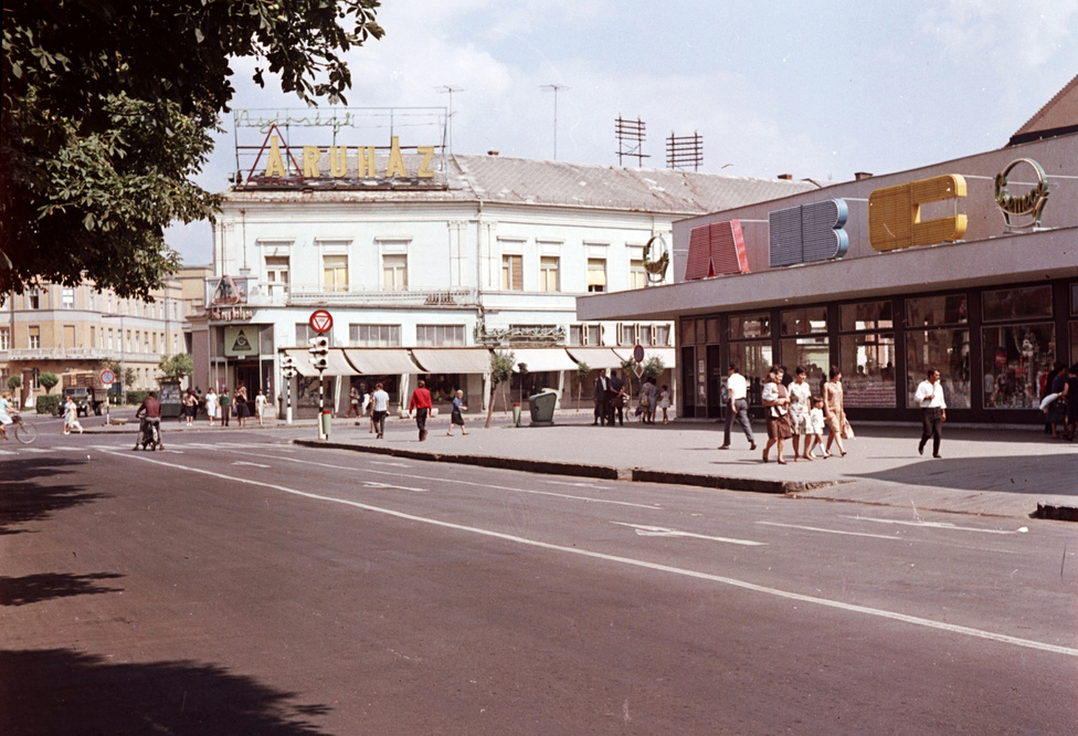 Nyíregyháza, 1969.