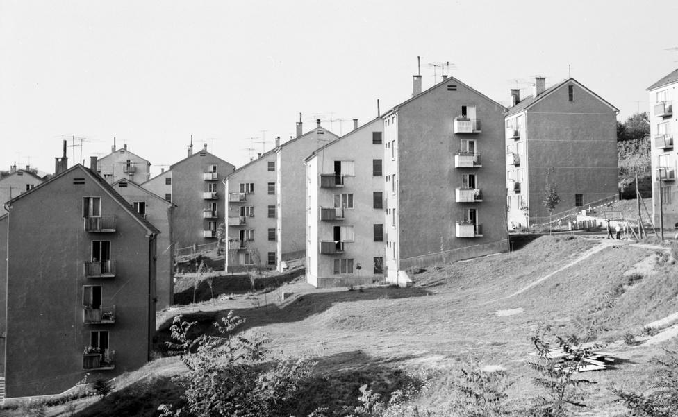 Salgótarján, 1970.