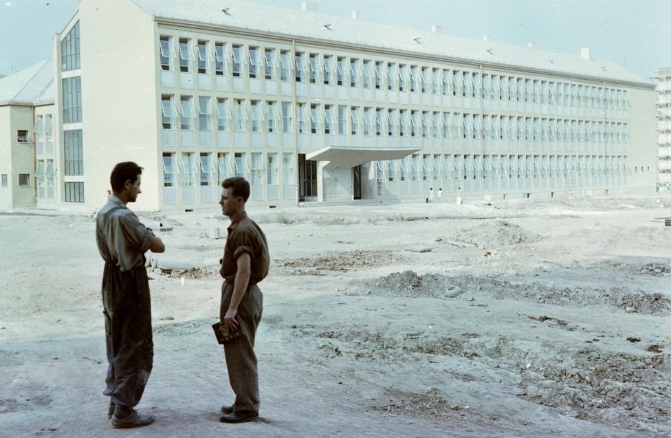 Pécs, 1965.