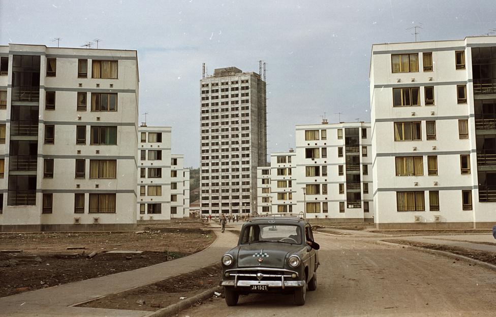 Miskolc, 1964.