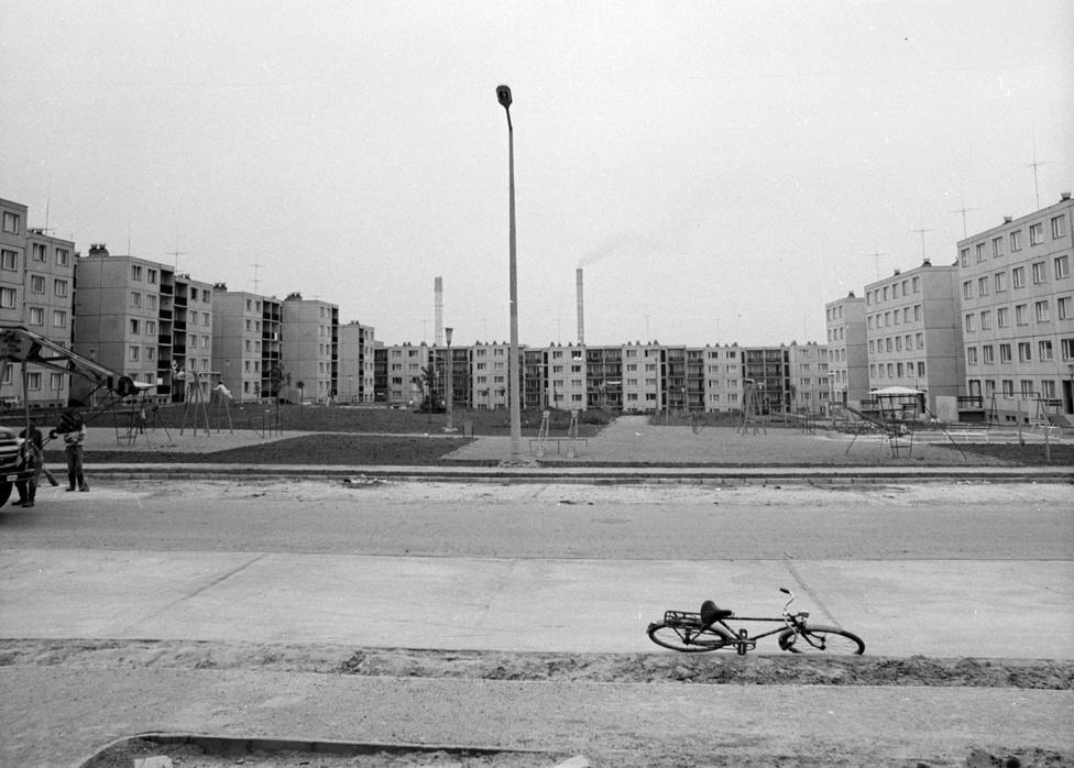 Százhalombatta, 1976.