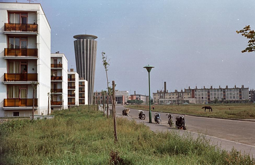 Tiszaújváros, 1965.