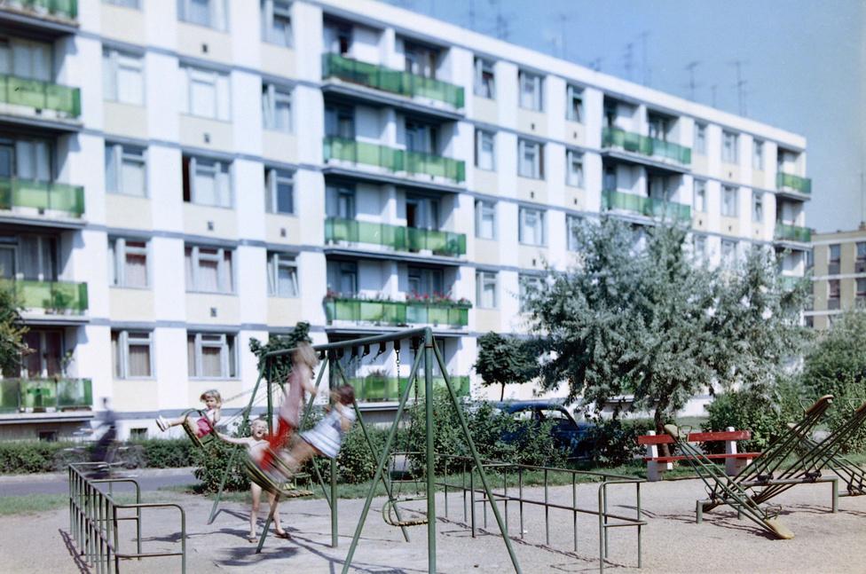 Debrecen, 1966.