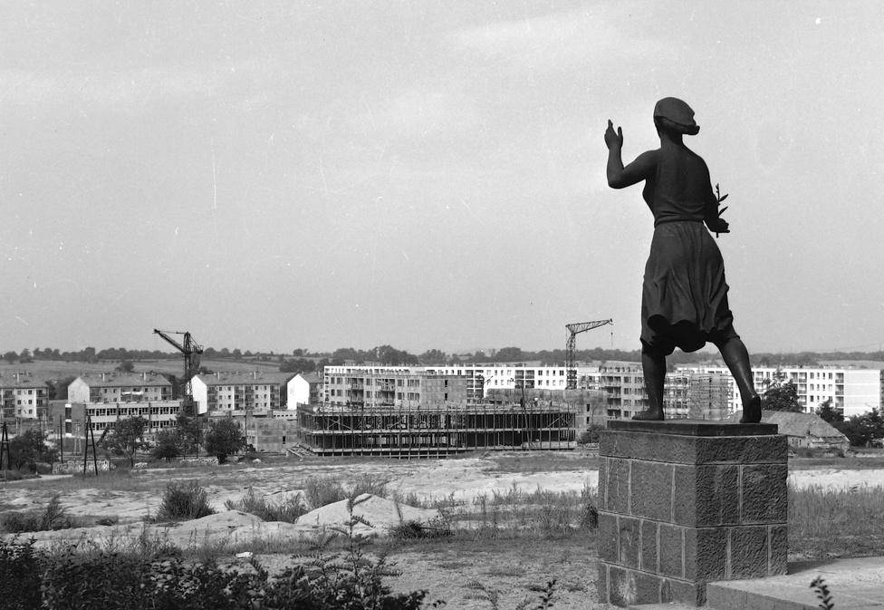Oroszlány, 1964.