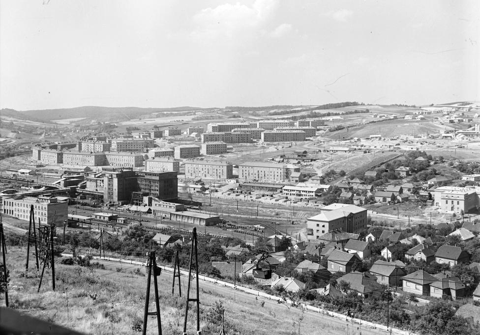 Komló, 1962.